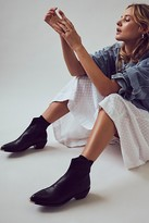 Free People Fp Collection Briar Chelsea Western Boots by FP Collection at Free People, Black, EU 37