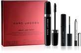 Marc Jacobs Beauty Limited Edition About Lash Night 3-Piece Mascara and Eyeliner Collection