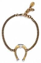 Alexander McQueen Women's Horseshoe Bracelet