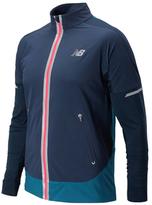 New Balance Precsn Athletic Fit Run Jacket