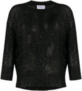 Snobby Sheep sequin embellished jumper