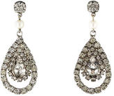 Tom Binns Certain Ratio Crystal Drop Earrings