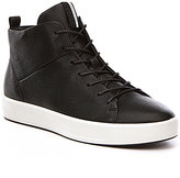 Ecco Soft 8 High Top Sneakers