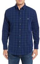 Vineyard Vines Men's Yule Plaid Corduroy Sport Shirt