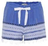 Lemlem Izara cotton-blend shorts