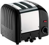 Dualit Classic Toaster - Black - 2 Slot