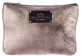 Rebecca Minkoff Pebbled Leather Pouch
