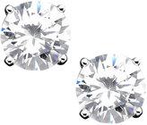 Giani Bernini Sterling Silver Cubic Zirconia Stud Earrings (4 ct. t.w.)