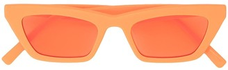 Gentle Monster Chapssal OR1 sunglasses