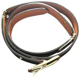 Ralph Lauren Black Patent leather Belts