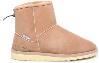 Suicoke Zip Up Ankle Boots