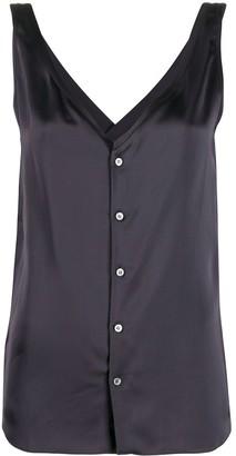 Stephan Schneider V-neck button-up vest