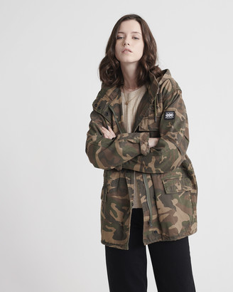 Superdry Sekisho Camo Rookie Jacket