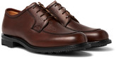 Church's - Searby Split-toe Full-grain Leather Derby Shoes