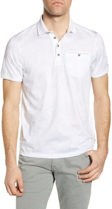 Ted Baker Teeleaf Slim Fit Polo