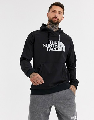The North Face Tekno logo hoodie in black