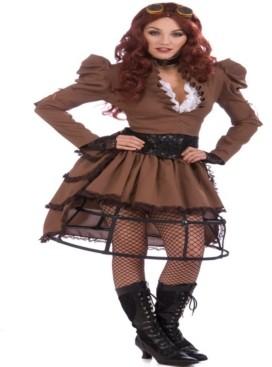 BuySeasons Buy Seasons Women's Steampunk Vicky Costume