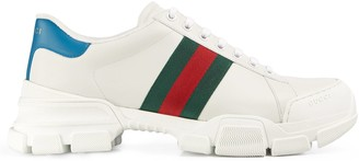 Gucci Men's sneaker with Web