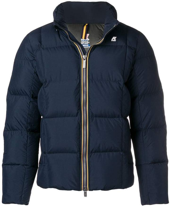 K-Way Anthime padded jacket