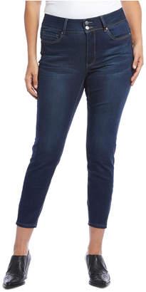 Karen Kane Plus Size Skinny Ankle Jeans