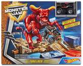 Hot Wheels Monster Jam Track Set