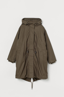 H&M 3-In-1 Down Parka