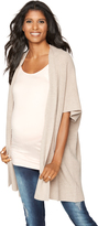 A Pea in the Pod Wrap Maternity Jacket