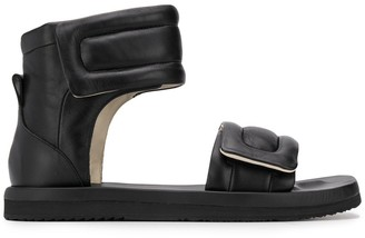 Maison Margiela Padded Open Toe Sandals