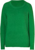 American Vintage Fern Angora-Blend Pullover