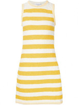 Sonia Rykiel striped boucl' dress