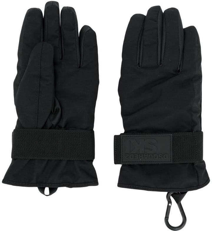 DSQUARED2 Ski technical gloves