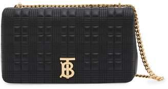 Burberry Medium Quilted Leather Lola Shoulder Bag