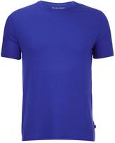 Derek Rose Basel 1 Men's Crew Neck TShirt - Blue