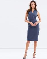 Dorothy Perkins V-Panel Pencil Dress