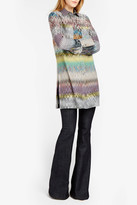 Missoni Multi-Intarsia Shirt