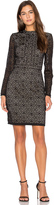 Lumier Mixed Emotions Long Sleeve Dress