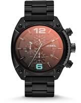 Diesel Men's DZ4316 Overflow Black Ip Watch