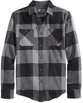 American Rag Men's Buffalo Plaid Flannel Shirt
