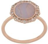 Astley Clarke Lace Agate Luna ring