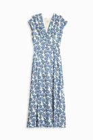 Paul & Joe Floral Maxi Dress