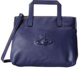 Vivienne Westwood Orb Tote Bag w/ Long Strap