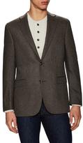 Cashmere Birdseye Slim Fit Sportcoat