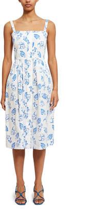 HVN Laura Cotton Dress