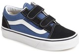 Vans Boy's 'Old Skool V' Sneaker