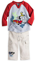 Disney Mickey Mouse and Friends Shirt and Pant Set for Baby
