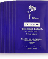 Klorane Soothing And Relaxing Eye Patches X 7 - one size