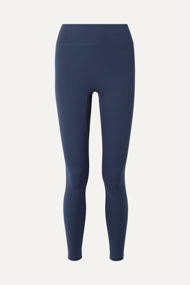 All Access Center Stage Stretch Leggings - Navy