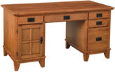 JCPenney Home Styles Pan-American Pedestal Desk