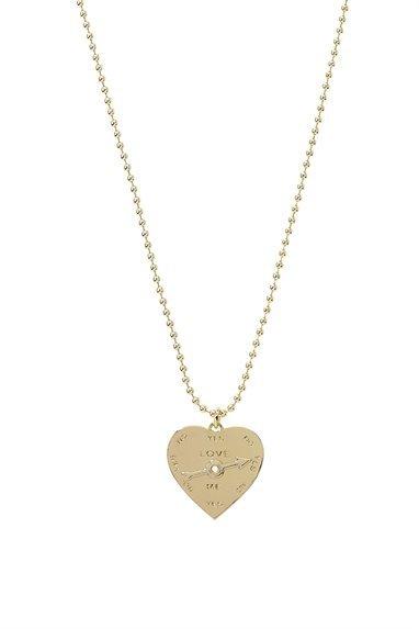 Marc Jacobs Love Me Necklace