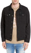 Obey Men's Creeper Denim Jacket